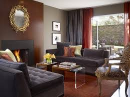 Paint Color For Living Room With Brown Furniture Living Room Paint Ideas With Brown Furniture Home Interior Decor