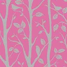 Pink Bedroom Wallpaper I Love Wallpaper Shimmer Harmony Wallpaper Pink Silver