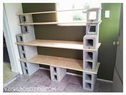 25+ DIY Cinder Block Projects for Your Home @ Momwithaprep.com | Project  Shown