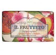 <b>Мыло</b> NESTI DANTE <b>IL FRUTTETO Peach</b> and Melon Персик и ...