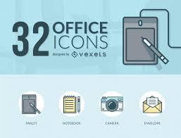 32 Free And Friendly Office Icons Smashing Magazine