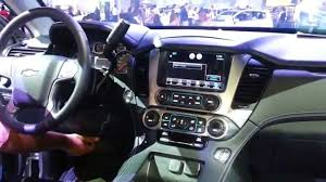 Chevrolet Tahoe 2015 Video Interior Colombia - YouTube