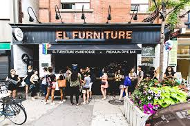 El Furniture Warehouse Bloor St — The Warehouse Group