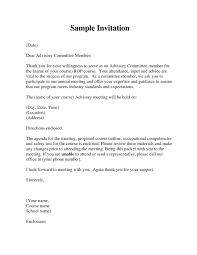 Letter To Board Of Directors Sample Board Member Invitation Letter Template Samples Letter Cover Templates