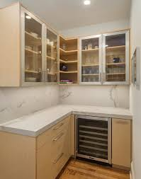 Plain Kitchen Cabinet Doors Simple And Warm Contemporary Cabinets With A Straightforward Look