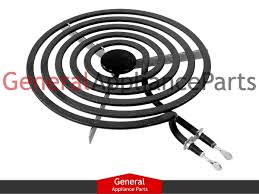 ge electric burner parts accessories ge general electric range cooktop stove 8 surface burner element wb30k5035