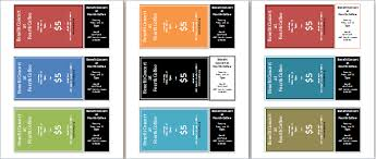 Microsoft Word Ticket Templates Microsoft Office Ticket Template Ms Word Editable And Printable