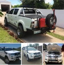Toyota Hilux D4D 2.5 2010 for Sale | Club of Mozambique