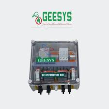 geesys dc distribution box 4 6kw 3 phase zoom solar 2 in 2 out 500v 12a fuse