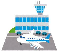 空港・飛行場のイラスト   かわいいフリー素材集 いらすとや