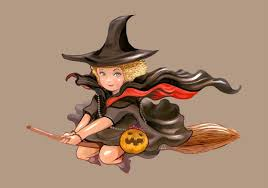Free <b>Witch Girl</b> Vectors, 1,000+ Images in AI, EPS format