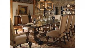 dark wood dining room chairs. Appealing Big Dining Table And Chairs 12 Century Dark Wood Large Tan Jpg Itok Axjbekma Extraordinary Room R