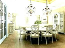 chandelier height above table light licious kitchen hanging over coffee