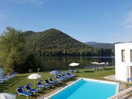 Hotel Miralago a Piediluco (Terni)
