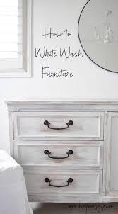whitewash wood furniture. Best 25 Whitewashing Furniture Ideas On Pinterest Washing Room Whitewash Wood L