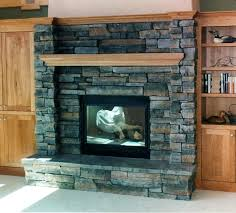 stone for fireplace surround s diy stacked stone fireplace surround