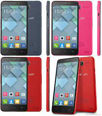 alcatel Idol S pictures, official photos