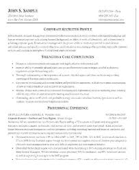 Executive Recruiters Job Description It Recruiter Resume It Recruiter Resume Recruiter Resume Sample