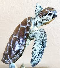 robert wyland sea turtle