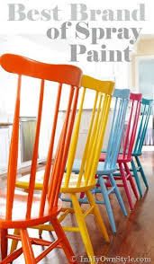 furniture makeover for kitchen chairs best spray paint for wood chairs diy home decorating with paint in my own style