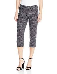 Amazon Com Slim Sation Womens Size Wide Band Pull On