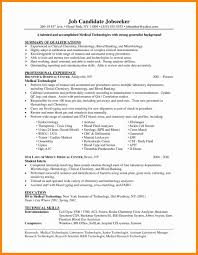 Lab Tech Resume Sample Awesome X Ray Technician Resume Samples ...