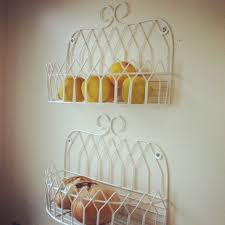 Kitchen Wall Hanging Hanging Basket Kitchen Wall Storage Cute To Keep Fruit And