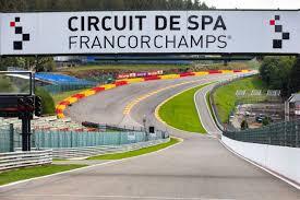 Seven times a champion, michael schumacher. Spa Grand Prix Hofft Noch Auf F1 Rennen Ohne Publikum An Der Rennstrecke