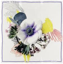 <b>Платок</b> шейный <b>Madeleine</b> White арт. CFM937F в интернет ...