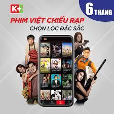 Toàn Quốc] E-voucher K+ Gói VOD - Thời hạn 6 tháng