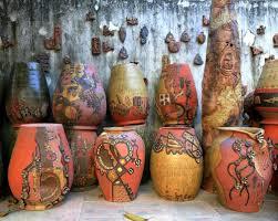 gốm và những tác phẩm nghệ thuật