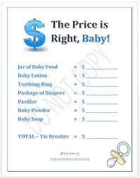 Free Printable Baby Shower Word Scramble  Your Guests Will Love Shower Games For Baby