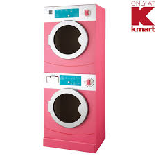 colored washer and dryer. Perfect Washer My First Kenmore Wooden Washer And Dryer Set  Pink  Shop Your Way Online  Shopping U0026 Earn Points On Tools Appliances Electronics More In Colored And F