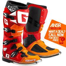 2016 Gaerne Sg12 Boots Ltd Edition Answer Collab Orange