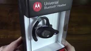 motorola h730 bluetooth headset. motorola h730 bluetooth headset unboxing \u0026 review