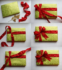 gift wrapping ribbon ideas home design inspirations