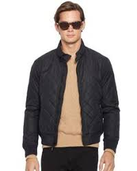 Polo Ralph Lauren Quilted Jersey Shirt Jacket | quilted | Pinterest & Quilted Bomber Jacket - Polo Ralph Lauren Lightweight & Quilted -  RalphLauren.com Adamdwight.com