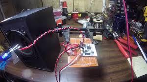 diy bluetooth audio krc 86b bluetooth board youtube  at Krc 86b Bluetooth Wiring Diagram