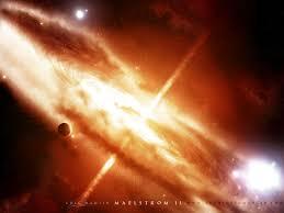 cosmic stream: Quásares