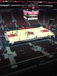 Yum Center Seating Chart Louisville Basketball Kfc Yum Center Section 324 Home Of Louisville Cardinals