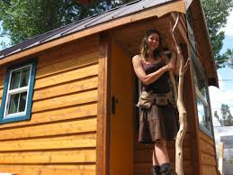 Small Picture Ella Shows You Her Tumbleweed Tiny House Pictures and Video Tour