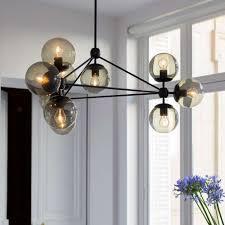 Possini Euro Design Glass Orbs 15 Light Pendant Chandelier Pendant Lamps To Transform Your Home D Signers