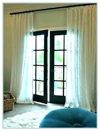 curtains for sliding glass doors curtain length sizes door size spectacular of shades panel