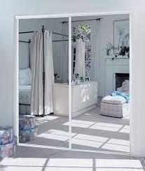 mirror closet doors walls mirror