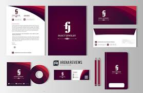 Office Stationery Design Templates Office Stationery Templates Free Download