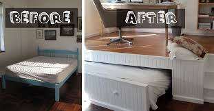diy home office. Turn Your Guest Bedroom Into A Home Office Quickly And Easily Diy