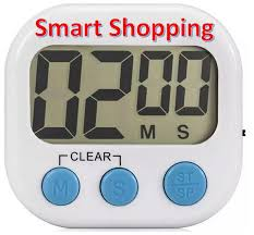 sg stock express delivery kitchen timer large lcd digital egg cooking cake making crono
