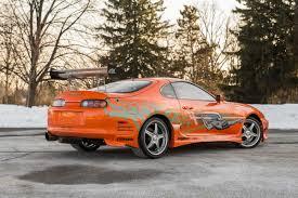 Toyota Supra Fastest Production Car Unique Trd Supra Spoiler to ...