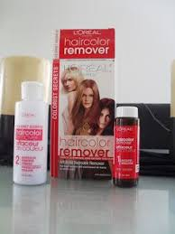 hair color remover loreal hair