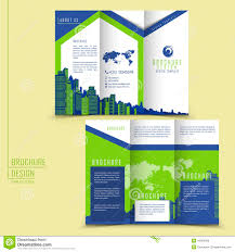 Tri Fold Brochure Layout Business Tri Fold Brochure Templates Barca Fontanacountryinn Com